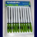 Pilníky GREEN PROFI 10ks